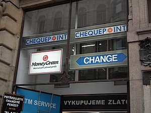 Прага / Красивый город Прага. Осторожно кидалово на обмене валют