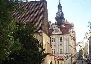 Прага / Путешествие в глубь веков...