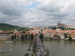 Прага / Туристическая Прага