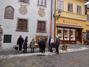 Прага - Чешский Крумлов / Профессионализм