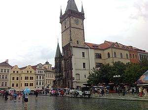 Прага / впервые в Европе