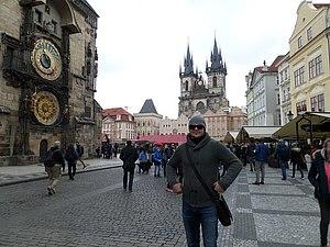 Прага / Первая поездка в Прагу